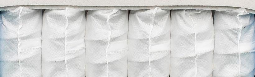 Taschenfederkernmatratze im Test
