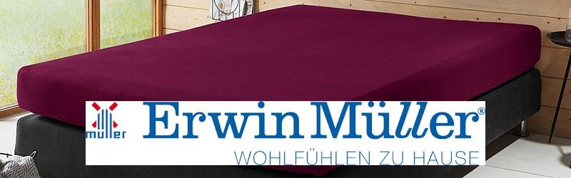 Erwin Müller Spannbettlaken im Test
